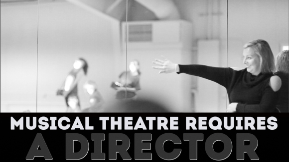 #9 A DIRECTOR